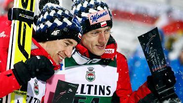 Skoki narciarskie. Puchar Świata w Willingen. Kamil Stoch i Dawid Kubacki