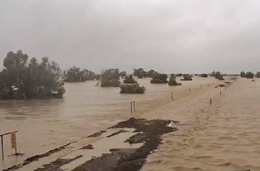Powódź w Australii/Guardian News/YouTube