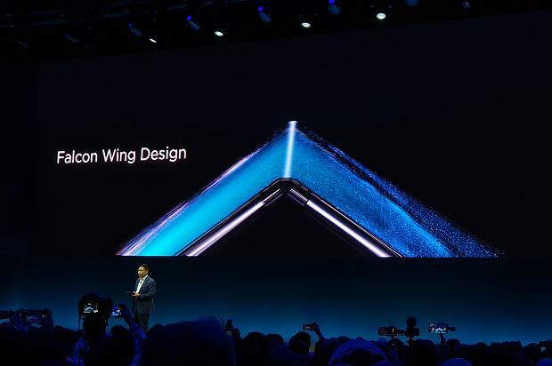 Huawei Mate X - składany smartfon Huawei
