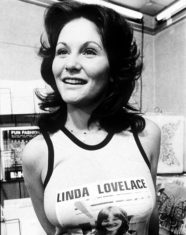 Linda Lovelace / materiały archiwalne