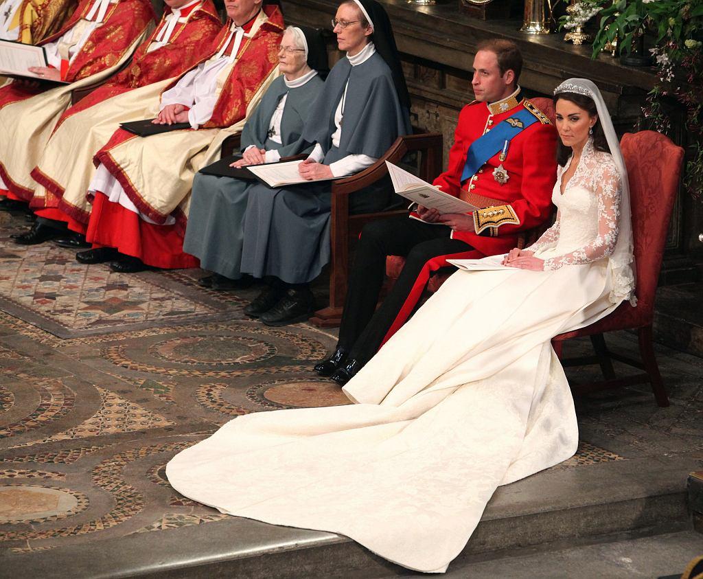 Księżna Kate i książę William - ślub
