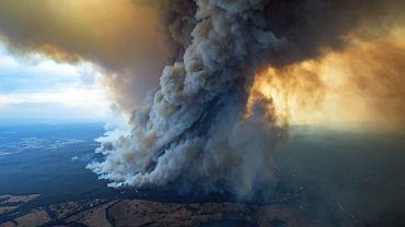 Pożar w stanie Wiktoria, 2 stycznia 2020 r.