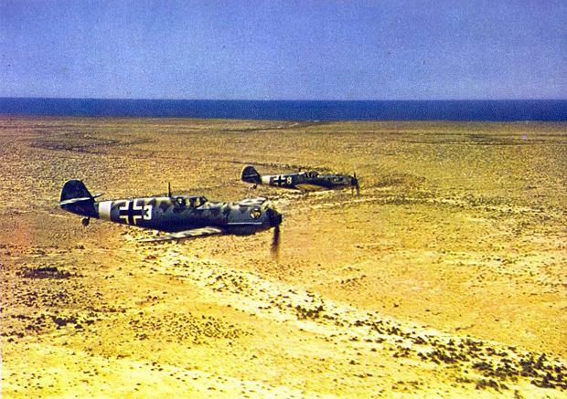 Samoloty Myśliwskie Messerschmitt Bf 109E-4