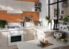 Kuchnia. Kolor Pomarańczowa Galaretka, Colours. - Zdjęcia