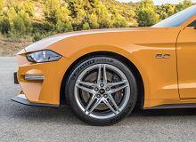 Ford Mustang króluje nad Wisłą. Zdecydowany numer 1 i ten wzrost sprzedaży. Kto za nim?