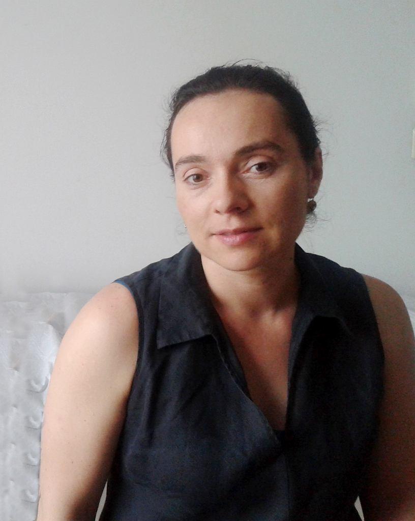 Julia Popcowa - miłośniczka i kiperka herba