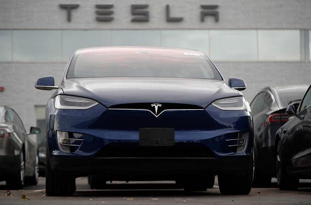 Tesla Deliveries