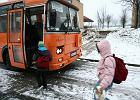 """Powrót klas I-III. """"Bańka"""" rozbije się w autobusie dowożącym dzieci do szkoły"""