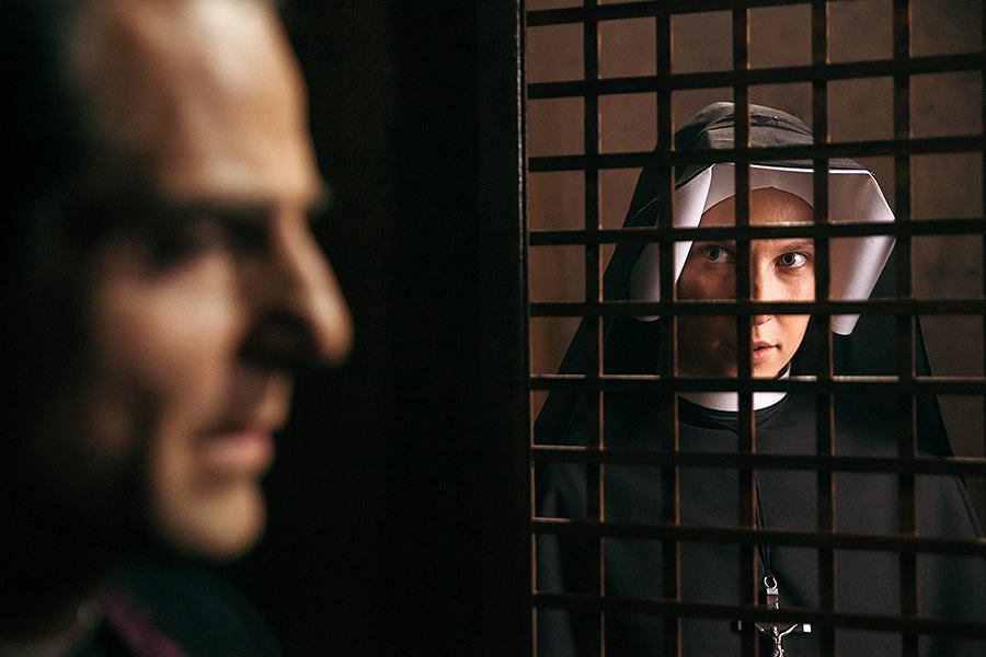 'Miłość i miłosierdzie' - kadr z filmu o św. Faustynie
