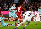 Bundesliga. Piękny gol Roberta Lewandowskiego, ale tylko remis Bayernu