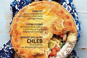 Listopadowy numer magazynu Kuchnia już w sprzedaży! W środku dodatek specjalny: 32 przepisy na chleb i bułki
