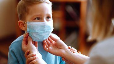 Nowa mutacja koronawirusa niebezpieczna dla dzieci