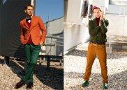Styl: najmodniejsze kolory jesieni, styl, moda męska