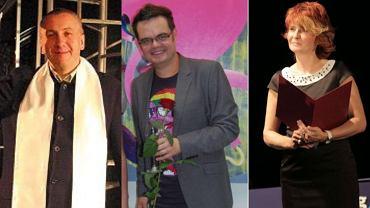 Adam Sroka, Igor Wójcik i Justyna Kramorz zgłosili się do konkursu na dyrektora Teatru Polskiego we Wrocławiu