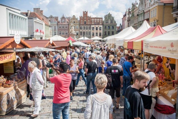 Co roku festiwalowe stoiska gromadzą tłumy. OFDS Poznań