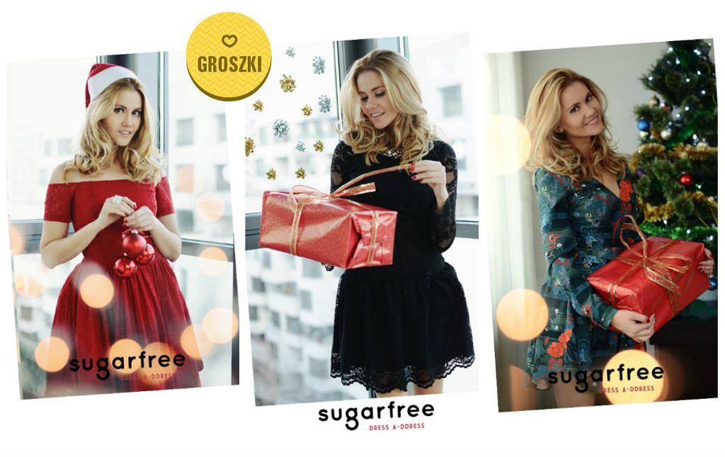 Eleganckie stylizacje od Sugarfree