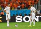 Mundial 2014. Hiszpania - Holandia. Okiem za Diego Costą - był słaby, ale nie najsłabszy