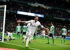 Real Madryt - Real Betis. Lider odzyskany po męczarniach. Królewskich znowu uratował Sergio Ramos