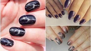 Jesienne paznokcie:15 prostych wzorów
