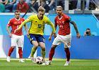 Mistrzostwa świata 2018. Szwecja - Szwajcaria. Emil Forsberg dał zwycięstwo Szwedom!
