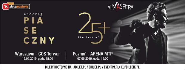Andrzej Piaseczny - koncerty