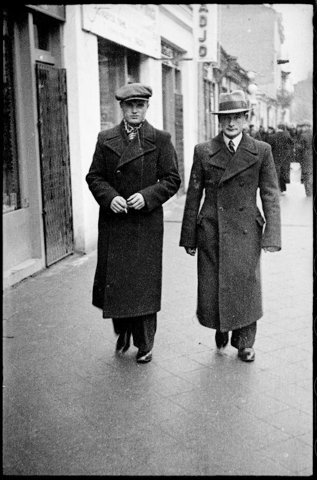 Zdjęcie numer 29 w galerii - Zdarzyło się... 1 listopada 1936 roku. Niepublikowane zdjęcia sprzed 81 lat