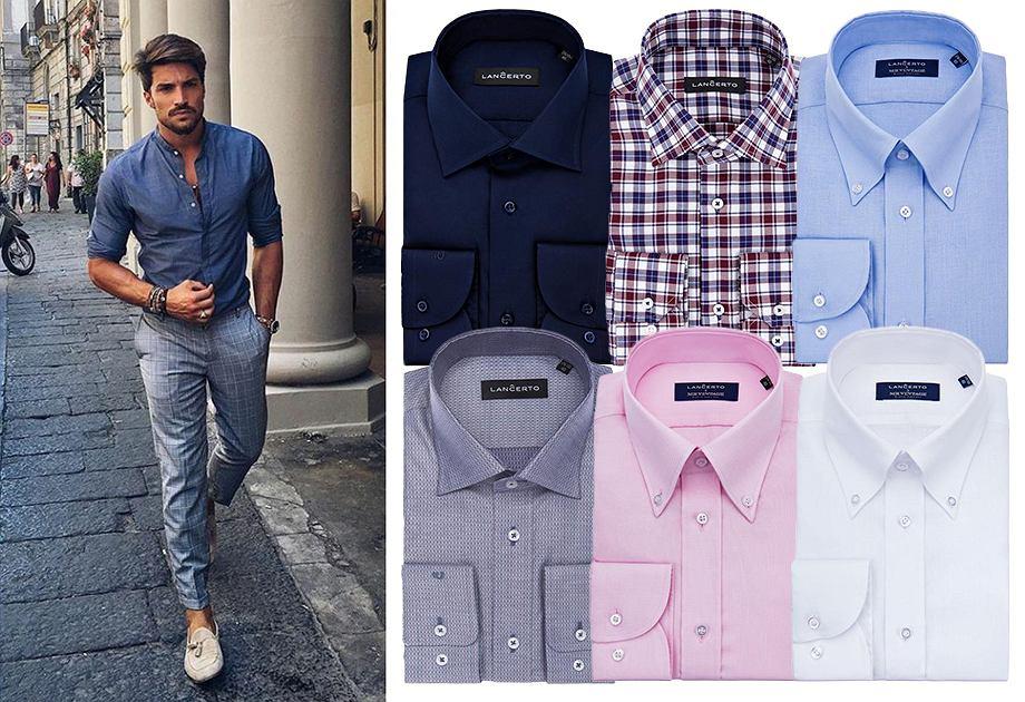 Koszula Spodnie Oraz Buty Zobacz Jak Stworzyc Stylizacje Smart Casualowa Do Pracy Sport