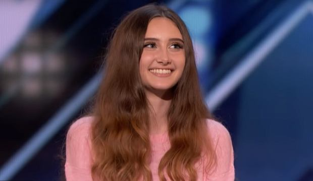 Makayla Phillips: 15-Year-Old Receives Golden Buzzer For 'Warrior' - America's Got Talent 2018