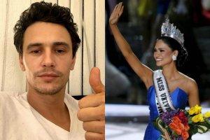 James Franco, Miss Universe