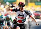 Tour de France. Dan Martin wygrywa szósty etap. Rafał Majka zyskuje pozycję w klasyfikacji generalnej.