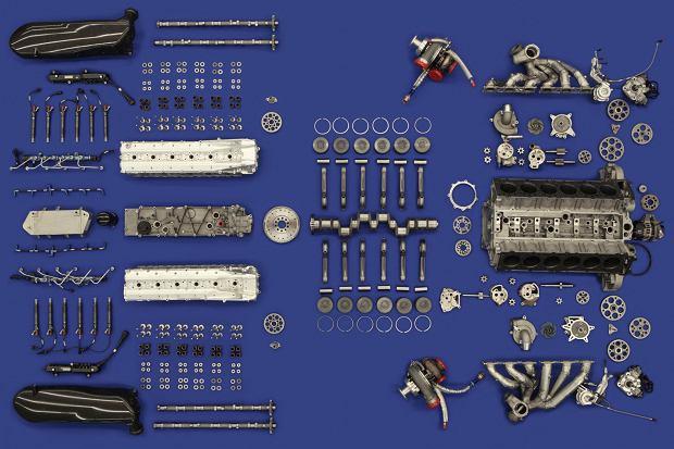Silnik diesla V12 TDI