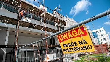 Na projekt termomodernizacji budynków Fundusz przeznaczył 500 mln zł.