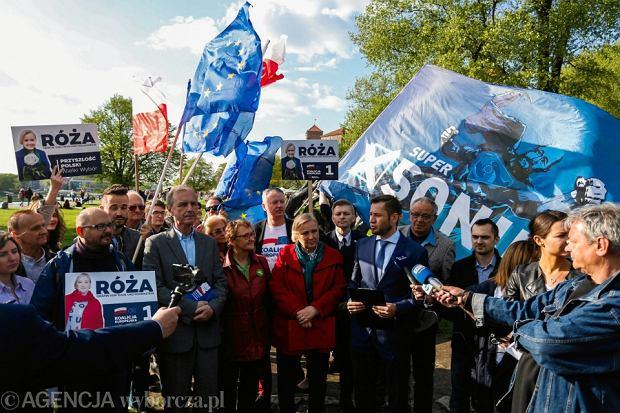 Politycy PO, którzy startują z list Koalicji Obywatelskiej, należą do największej frakcji w Parlamencie Europejskim - EPP