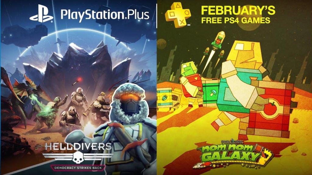 PS Plus: gry na luty 2016