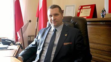 Wojewoda lubelski Przemysław Czarnek