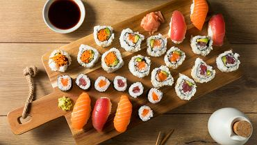Sushi to narodowa duma Japończyków.