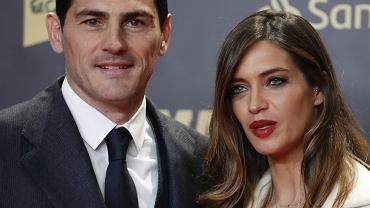 Iker Casillas y Sarah Carbonero