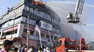 India Deadly Fire