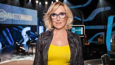 Agata Młynarska usłyszała, że jest za stara na własny program