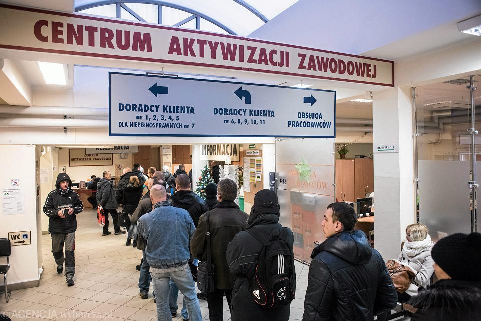 Urząd pracy w Bydgoszczy