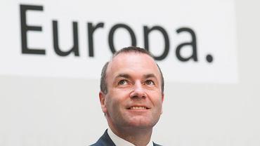 Manfred Weber został ponownie przewodniczącym centroprawicowej Europejskiej Partii Ludowej (EPL) - która obejmuje m.in. niemieckich chadeków, PO i PSL - na nową kadencję europarlamentu.