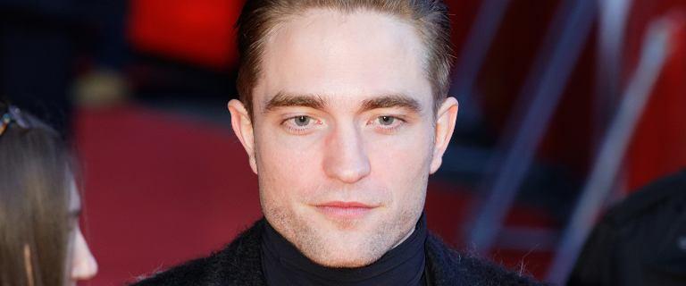 """Robert Pattinson nienawidzi zapuszczać zarostu do roli. """"To jest jak kamień w bucie"""""""