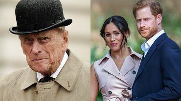 Co powiedział książę Filip po wywiadzie Meghan Markle i Harry'ego? Okazuje się, że przed śmiercią wyraził swoją opinię