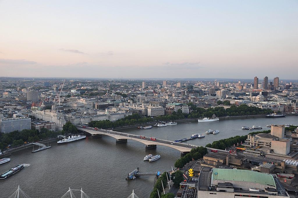 Most Waterloo w Londynie (fot. Tom Arthur/Flickr/Wikimedia Commons/CC BY-SA 2.0)