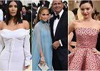 Gwiazdy na Met Gala 2017: Kim w koszuli nocnej, J. Lo... bardzo skromnie [DUŻO ZDJĘĆ]