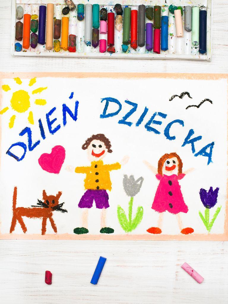 Życzenia na Dzień Dziecka są bardzo ważne i nie powinniśmy o nich zapominać. Zdjęcie ilustracyjne, Joanna Dorota/shutterstock.com