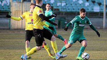 Sparing. Radomiak vs Motor Lublin 0:1