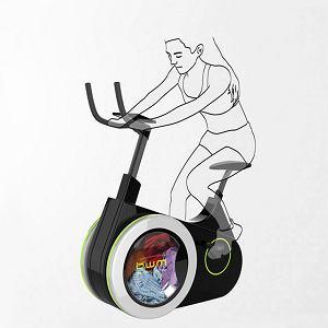 rower pralka