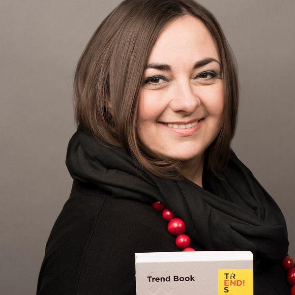 Zuzanna Skalska - analityk trendów ds. designu, innowacji i biznesu