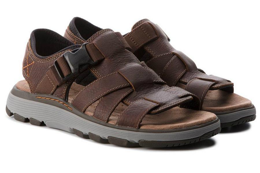 Męskie sandały Clarks